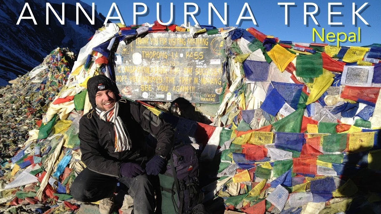Annapurna Trek, Nepal - 14 Tage Himalaya Wanderung