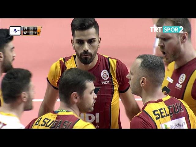 2019-2020 AXA Sigorta Efeler Ligi F.Bahçe HDI Sigorta - G.Saray HDI Sigorta