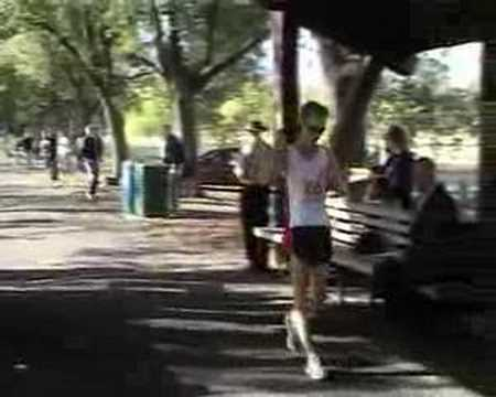 2008 Australian 20km Summer Walk Champs: 23.02.2008