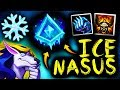 S8 ICE NASUS PERMA SLOW CARRY | GLACIAL AUGMENT + ICEBORN + RIGHTEOUS GLORY
