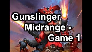 Eternal Brews - Gunslinger Midrange | Game 1