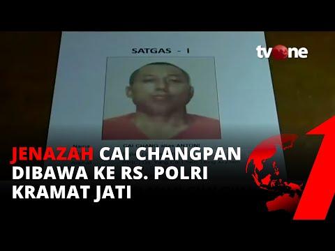 Tewas Gantung Diri, Jenazah Cai Changpan Akan Dibawa Ke Rs Polri Kramat Jati | Tvone