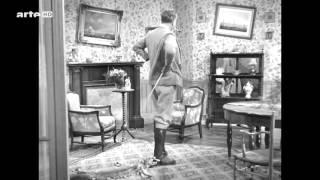 Ausschnitt aus Jacques T a t i : Die Ferien des Monsieur H u l o t (1953)