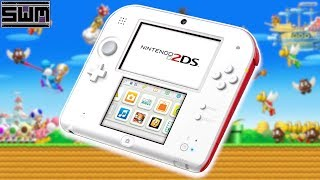 How Did Nintendo Make The 2DS So Cheap?
