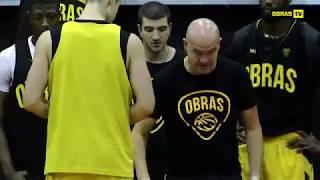 Reporte Semanal - Obras Basket (29-11-2017)