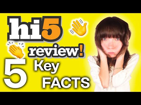 Hi5 Dating Site Review [year] 1