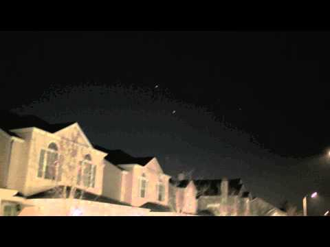 UFODI News: UFO Sighting Over Santa Rosa CA U.S   Vid-2 17/01/2014