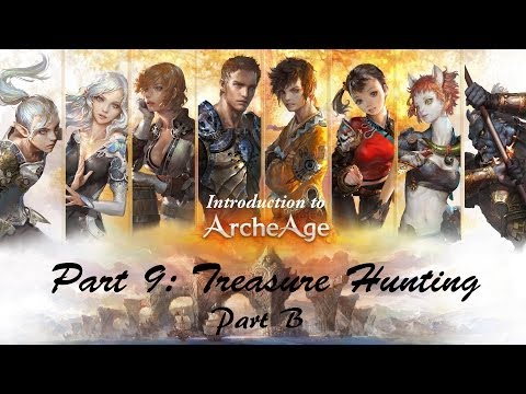 -New- Introduction to ArcheAge Online 9: Undersea Treasure Hunting! (Part B)