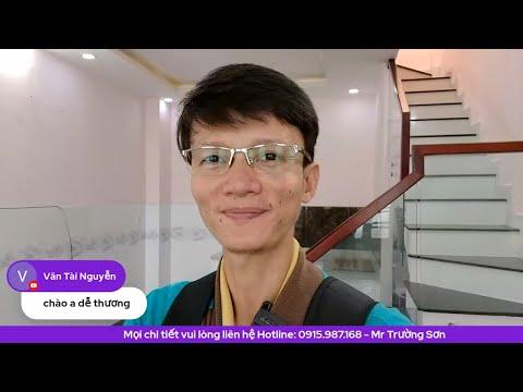 Livestream bán nhà quận Tân Phú dưới 3 tỷ sổ hồng riêng. Nhà 1 lầu, gần mặt tiền
