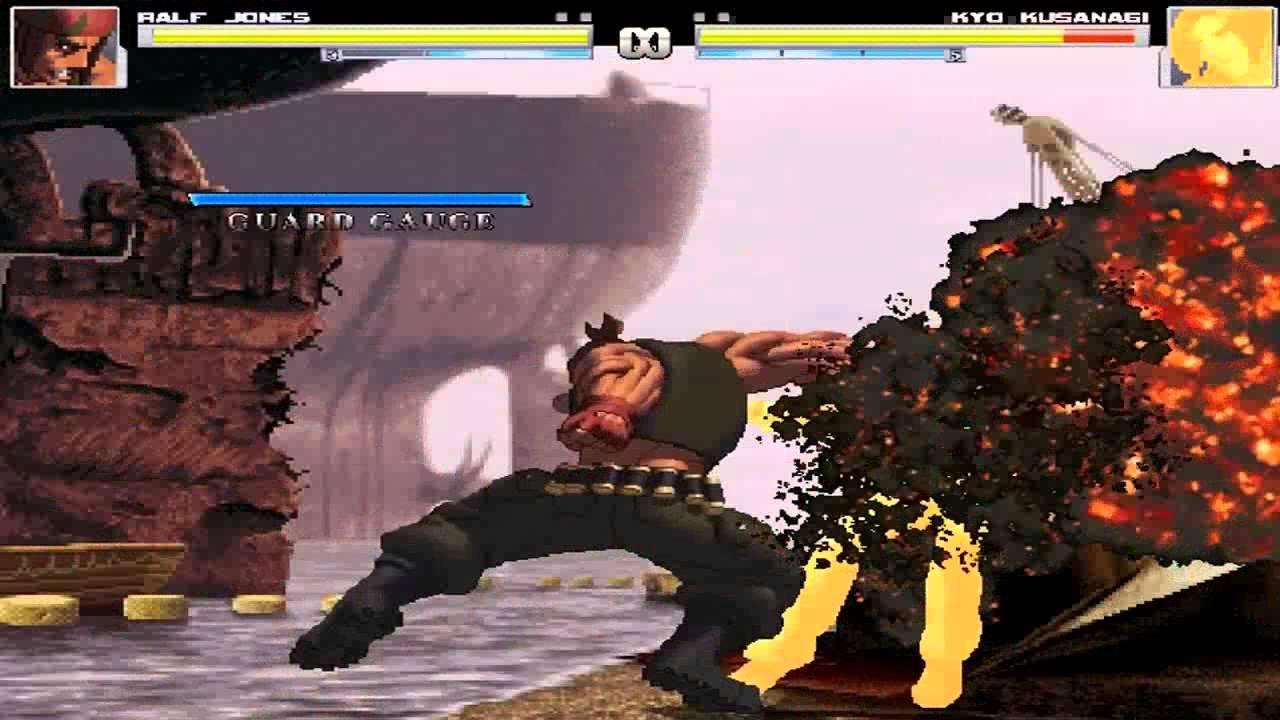 The King Of Fighters 2002 MagicPlus2 [PC][Full Mega][1 ...