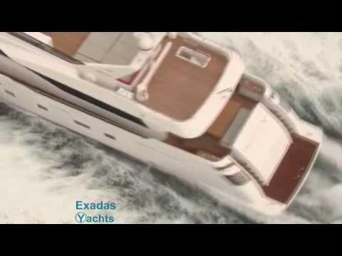 Aurora - Technomar 100 Fly Crewed motor Yacht for charter in Greece by www.ExadasYachts.com