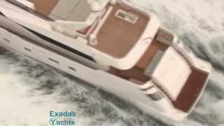 Aurora - Technomar 100 Fly Crewed motor Yacht for charter in Greece by www.ExadasYachts.com