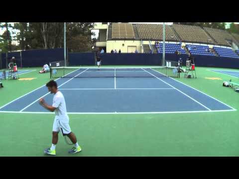 04 13 2013 Bruins Vs Oregon Men's tennis singles