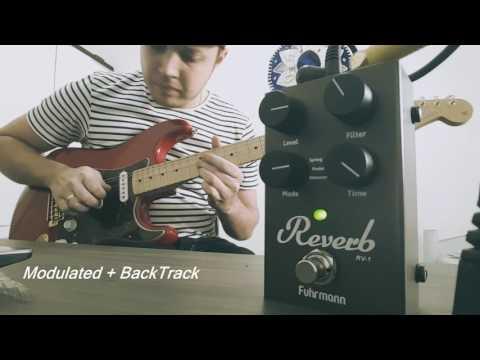 Fuhrmann - Reverb RV1 - Patrick Hajime (HD)