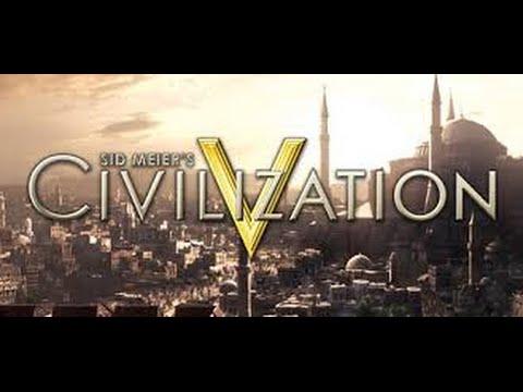 Cullen Carroll LP: Sid Meier's Civilization V (Part 1) |