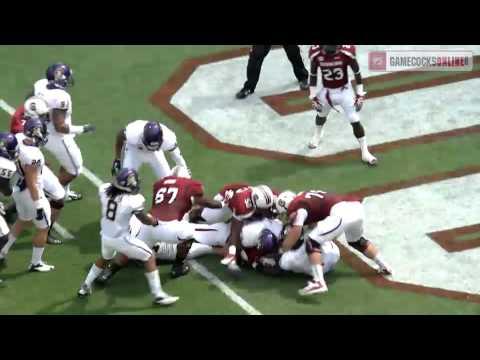 Marcus Lattimore Highlight: South Carolina vs. ECU - 2012
