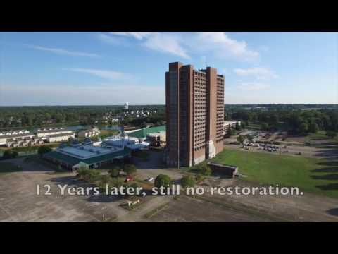 Heritage USA Abandoned Tower - Now Rick Joyner's MorningStar Tower