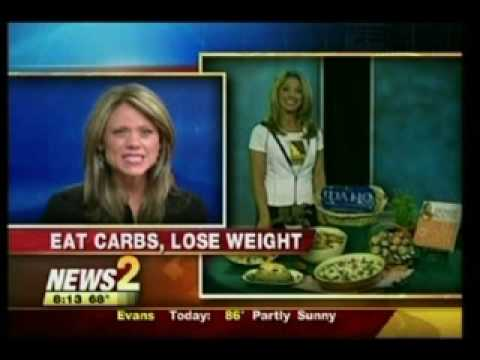 Denise Austin on eating carbs and losing weight