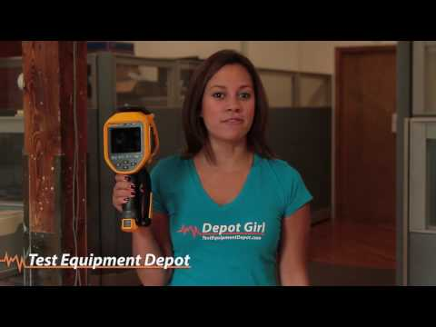 The Fluke Ti450 Thermal Imager with MultiSharp™ Focus