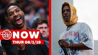 Tristan Thompson Opens Up + New Details On A$AP Rocky Case