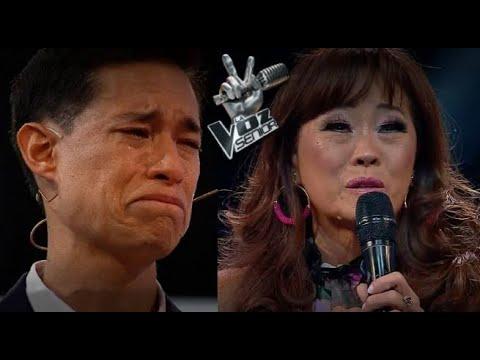 Tony Succar lloró de emoción al reencontrarse con su mamá Mimi Succar - La Voz Senior