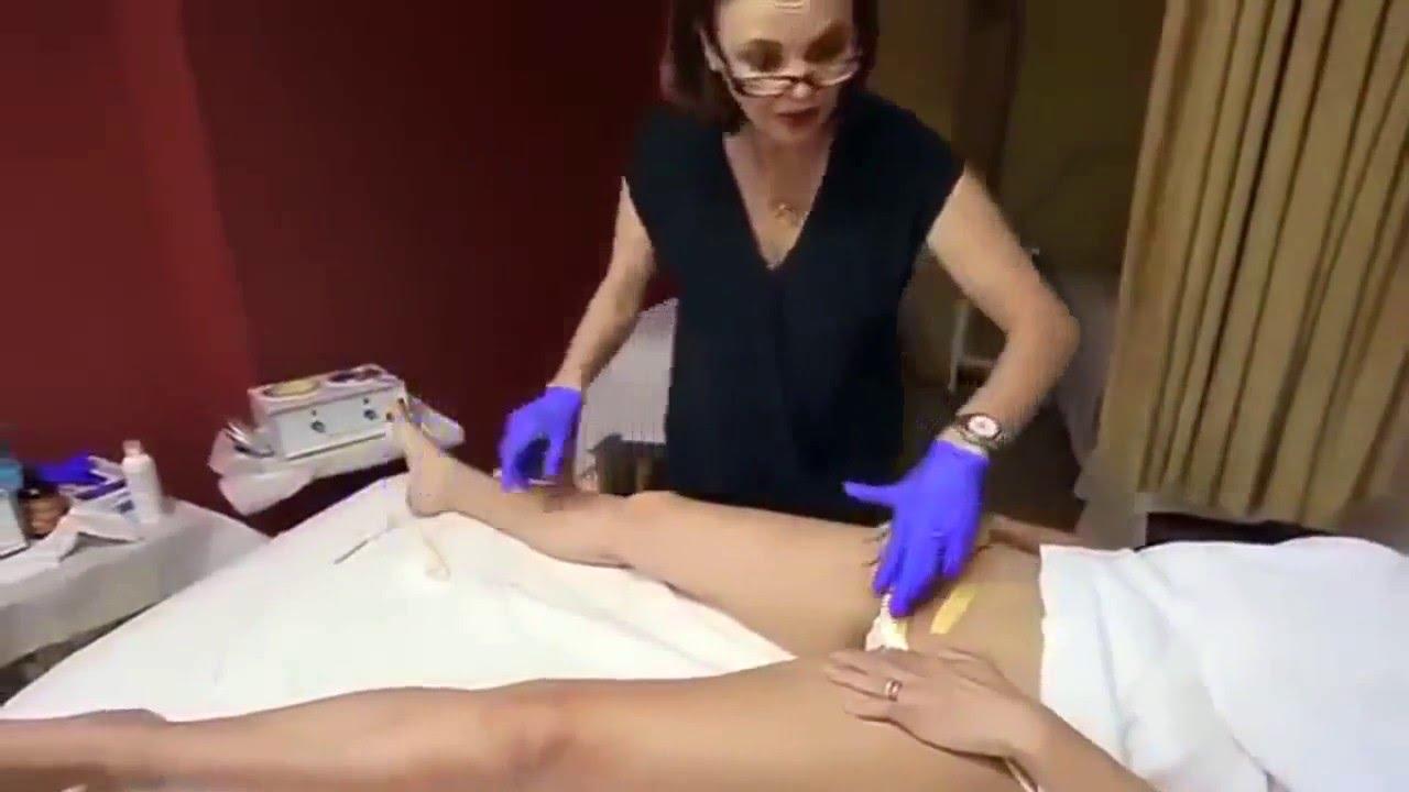 Hodensack Massage