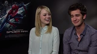 Andrew Garfield & Emma Stone | A Moment With
