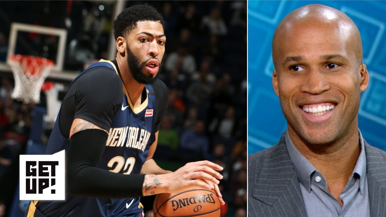 LeBron's absence is positioning Lakers for Anthony Davis trade - Richard Jefferson | Get Up!