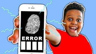 FUNNIEST PHONE FAILS - Shiloh and Shasha - Onyx Family