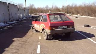 Парковка - Автошкола мастеркласс