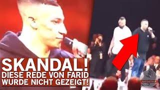 Manipulation beim ECHO? – Rede von Farid Bang nicht gezeigt! thumbnail