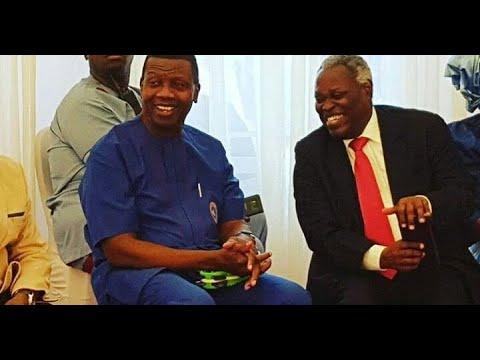 FUNNY MOMENTS WITH PASTOR KUMUYI   KUMUYI @80   Funny But Factual   Deeper Life   Pastor Kumuyi