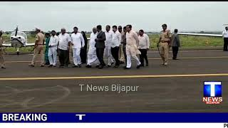#Gulbarga:-Gulbarga Airport Successfully Trail Landing On 26 August 2018 Take Off To Hyderabad.After