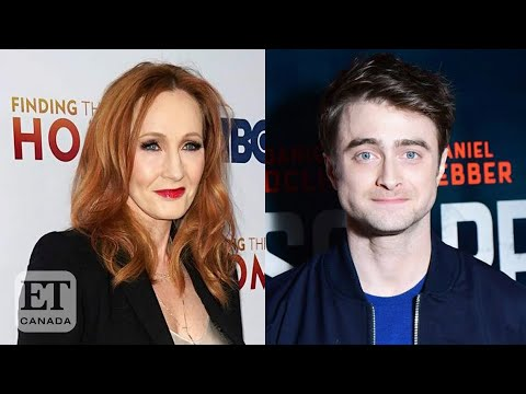 Emma Watson Weighs In On Controversial J.K. Rowling Tweets ...