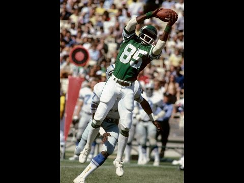 Wesley Walker Career Highlights (1977-1989) - NFL