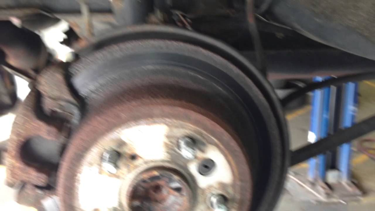 Bad Brakes Had To Replace Brake Pads Rotors Amp Calipers