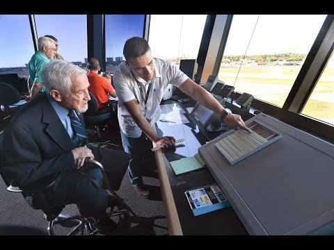 Destin Executive Airport control tower open for business