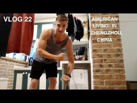 American Living in Zhengzhou, China // VLOG 22