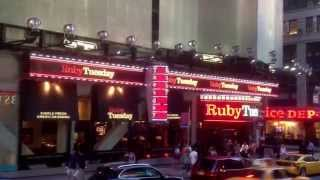Ruby Tuesday NYC 2012