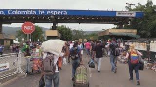 La Parada, el punto cero de la diáspora venezolana