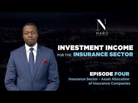 Asset Allocation Of Insurance Companies