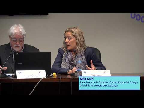 Dilemas y Controversias Deontológicas en la Práctica y la Investigación_Presentación de la jornada