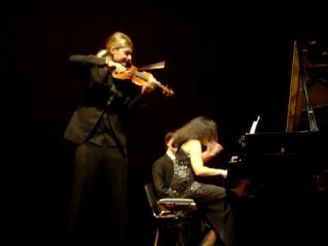 David Garrett und Milana Chernyavska