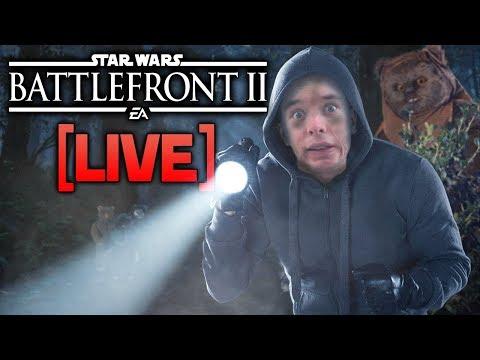 EWOK HUNT IS LIVE - Star Wars Battlefront 2