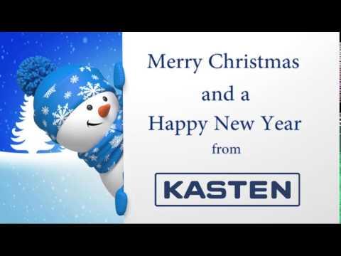 Blue Snowman Kasten EN