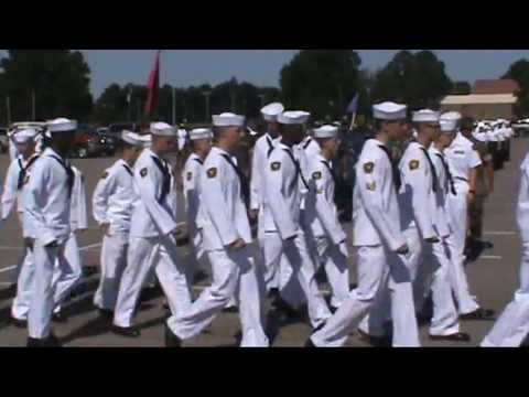 Naval Sea Cadet Graduation Ceremony 2013: Millington, TN