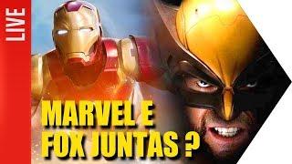 X-Men e Vingadores juntos no cinema? | OmeleTV AO VIVO