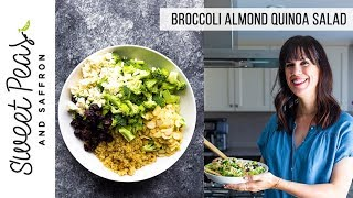 Broccoli Salad: The Remix (No Mayo!)