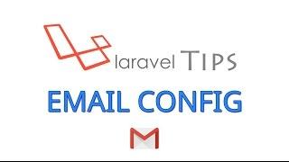 Laravel tips in Bangla (email configuration using Gmail SMTP)