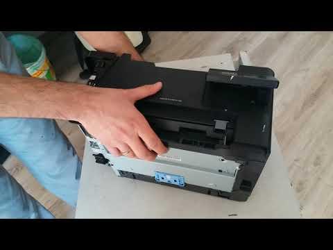 How To Fix HP LaserJet Pro MFP M125a Error E3
